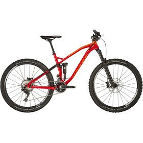"VOTEC VMs Comp Tour/Trail Fully 27,5"" red-black"